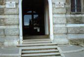 Todi: campo base dei geometri all'Einaudi