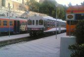 Stop dei treni da Ponte San Giovanni a Sant'Anna