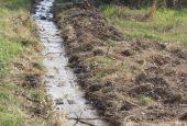 Grossa perdita d'acqua a Pian di Porto (da 8 mesi)