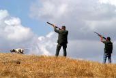 Il 2 settembre la pre-apertura della caccia