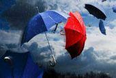 Da lunedì pioggia e freddo sull'Umbria