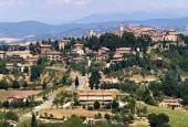 Alla scoperta di Monte Castello Vibio: l'abbazia di San Lorenzo in Vibiata