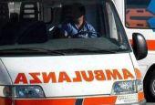 Incidente tra auto e moto a Ponterio di Todi