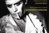 Conferenza-monologo su Carmelo Bene