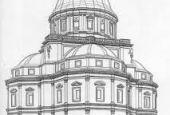 Todi: il Tempio della Consolazione su 1,6 milioni di francobolli