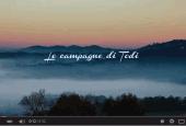 """Le campagne di Todi """"dall'alto dei cieli"""""""