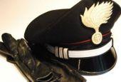 Prima Carabiniera a Deruta