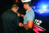 In sei nei guai dopo controlli Carabinieri