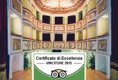 Eccellenza Tripadvisor al teatro Concordia