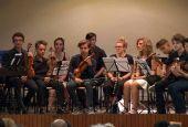 La Giovane Orchestra delle scuole di Todi