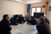 Incontri operativi con la protezione civile