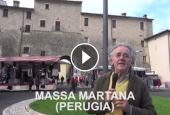 "Massa Martana ""non trema"": il video"