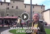 """Massa Martana """"non trema"""": il video"""