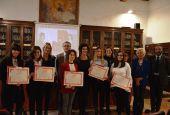 Studiare premia: consegnate le Borse Todini