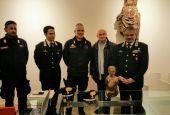 Il Bambinello rubato torna in Umbria