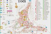 Turisti a Todi: giù del 5% le presenze