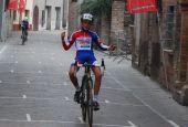 Raffaele Mosca, asso del ciclismo a 13 anni