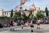Palio delle Torri e corteo storico a Fratta Todina
