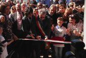 Inaugurata la nuova scuola di Norcia