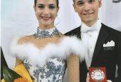 La coppia che balla e vince
