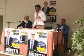 Romizi sponsorizza Moretti come sindaco di Deruta