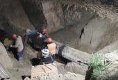 Riparate perdite sull'acquedotto di Todi