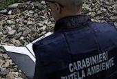 Reati ambientali in aumento in Umbria