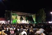 Finale pirotecnico per Musica Città Pantalla