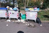 Todi, disagi per i ritardi nella raccolta dei rifiuti
