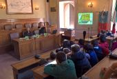 Marsciano: alunni super eroi a difesa dell'ambiente