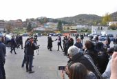 Il Capo dello Stato vicino all'Umbria colpita dal sisma