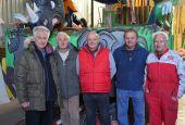 Tre carri e tre date per il Carnevale di Acquasparta