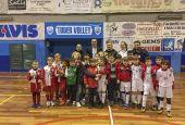La Giovanile Todi perde la finale del torneo Opes