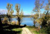 Cadavere di donna nel lago di Corbara