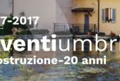 """Inaugurazione mostra """"Diventiumbria"""", a 20 anni dal sisma"""