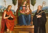 Due capolavori in mostra al museo di Bettona