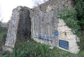 Vandalismo sul Muro Vici: i sospetti di Toward Sky