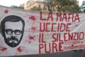 Studenti marscianesi con Libera contro le mafie