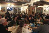 Marsciano: 100 imprenditori alla cena Confcommercio