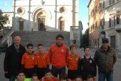 Tour di tornei per gli Orange del Marte Calcio