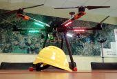 Drone ambientale sui cieli dell'Umbria