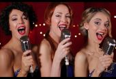 A Musica per i Borghi le ragazze dello swing all'italiana