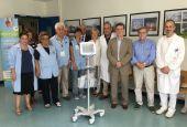 Nuova donazione dell'AUCC all'Oncologia di Perugia