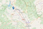 Scossa di terremoto nella notte in Umbria