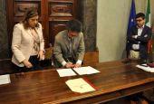 Protocollo contro l'omofobia firmato a Perugia