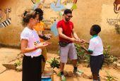 Tilla ed Andrea, da Todi all'Uganda