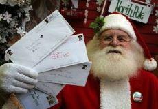 Babbo Natale da Gualdo a San Terenziano