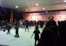 Gran finale sulla pista di ghiaccio a Ponterio