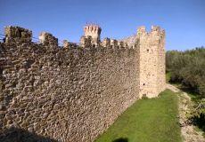 Il paesaggio olivato dell'Umbria, visioni dal cielo