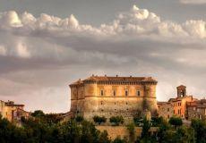 Un tour tra lago e castello di Alviano